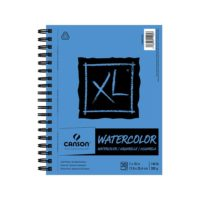Canson XL Watercolor Paper Pad