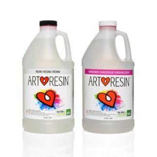 artresin epoxy resin clear coat