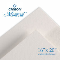 Canson Montval french watercolor board