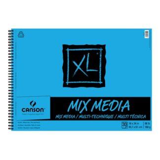 Canson XL Mixed Media Pad