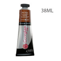 Daler-Rowney-Georgian-Oil-Paint-Burnt-Sienna-38ml