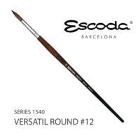 Escoda 1540 Versatil Round 12