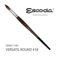 Escoda 1540 Versatil Round 18