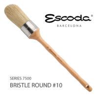 Escoda Series 7500 Brush Round 10
