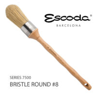 Escoda Series 7500 Brush Round 8