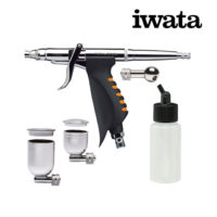 IWATA NEO TRN2 Side Feed Dual Action Trigger Airbrush