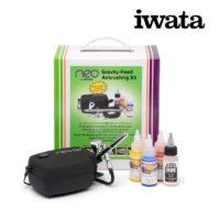 IWATA NEO for Iwata Gravity FeedAirbrushing Kit with NEO CN