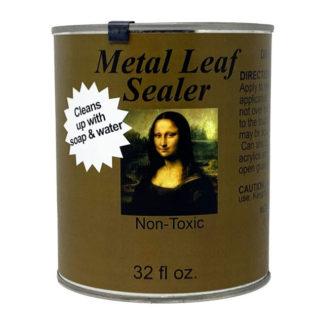 Mona Lisa Gold Leaf Waterbased Sealer 32oz