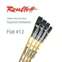 Roubloff-Brushes-Squorrel-Imitation-Flat-12